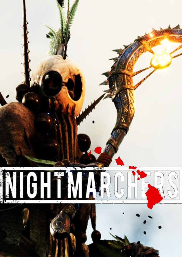 Cover zu Nightmarchers
