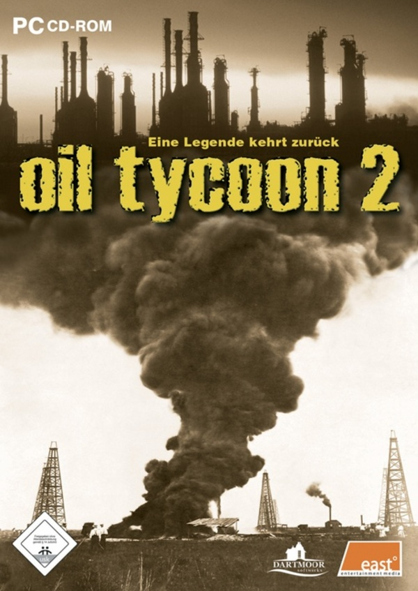 Cover zu Oil Tycoon 2
