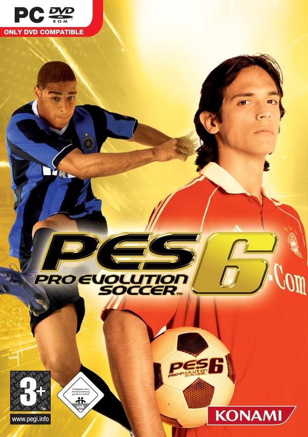 Cover zu Pro Evolution Soccer 6
