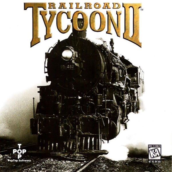 Cover zu Railroad Tycoon 2