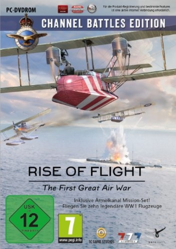 Cover zu Rise of Flight: Channel Battles Edition