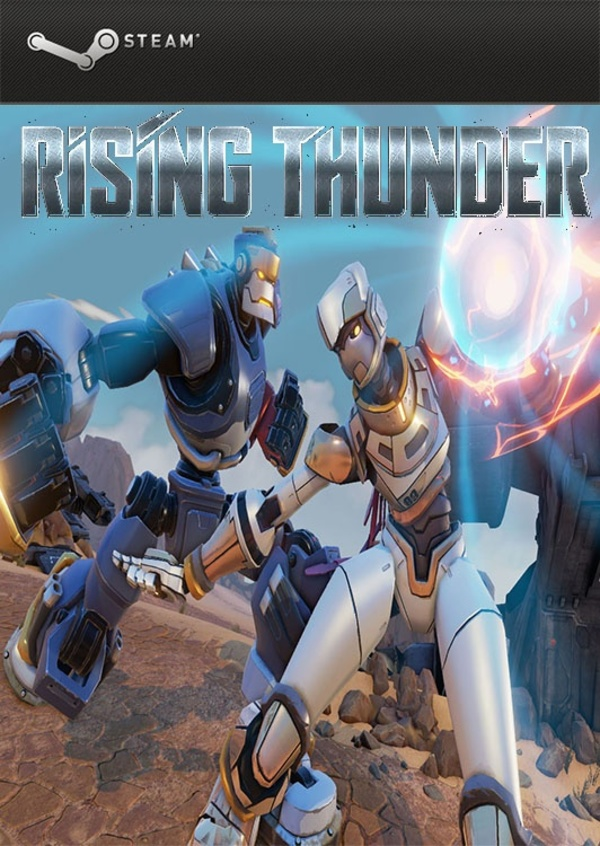 Cover zu Rising Thunder