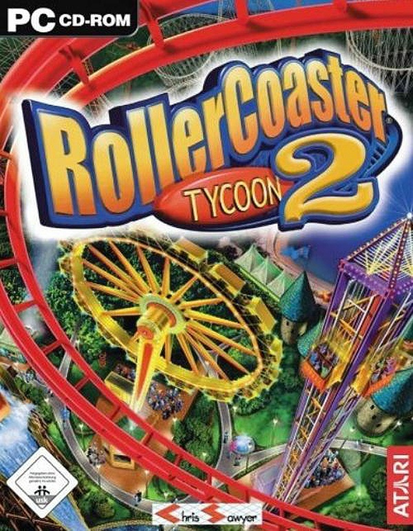 Cover zu Rollercoaster Tycoon 2