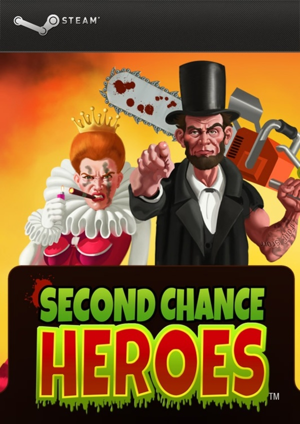 Cover zu Second Chance Heroes