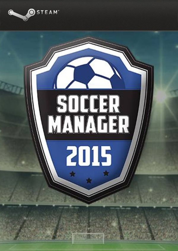 Cover zu Soccer Manager 2015