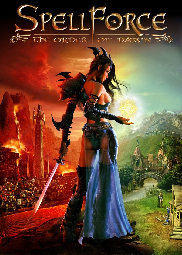 Cover zu Spellforce: The Order of Dawn