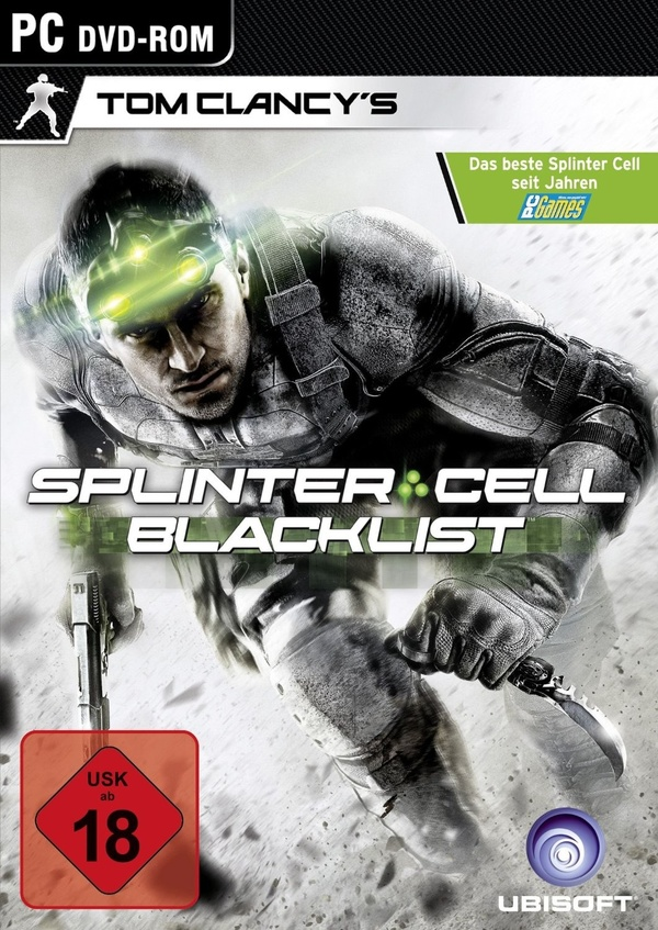 Cover zu Splinter Cell: Blacklist