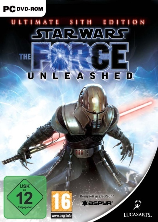 Cover zu Star Wars: The Force Unleashed - Ultimate Sith Edition