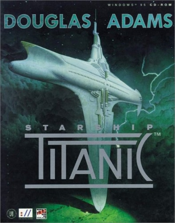 Cover zu Starship Titanic