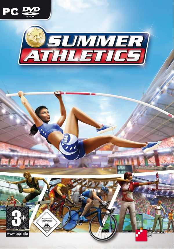 Cover zu Summer Athletics