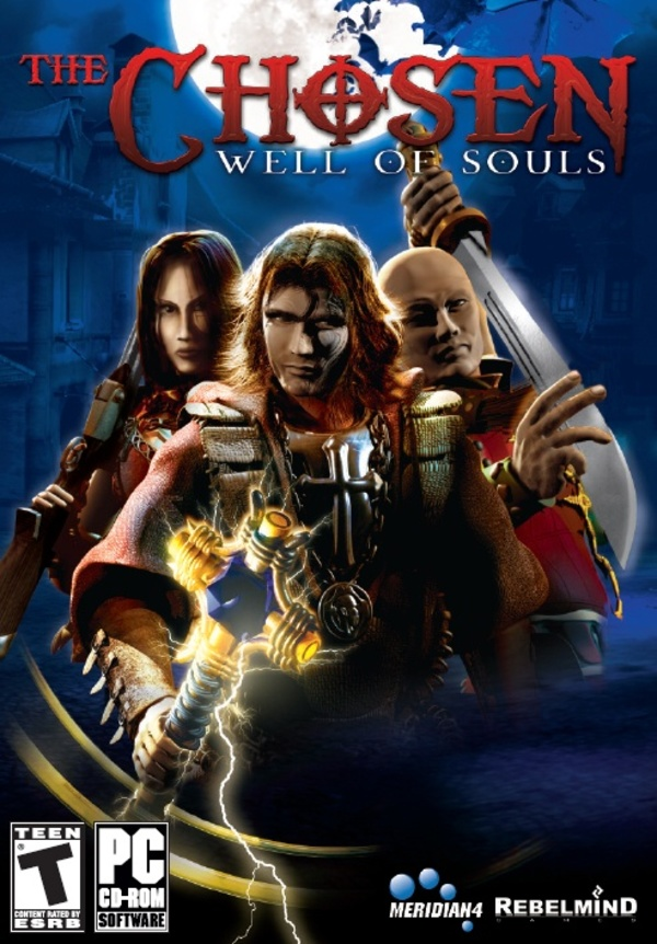 Cover zu The Chosen: Well of Souls