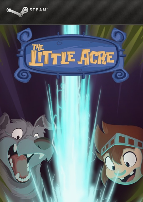 Cover zu The Little Acre
