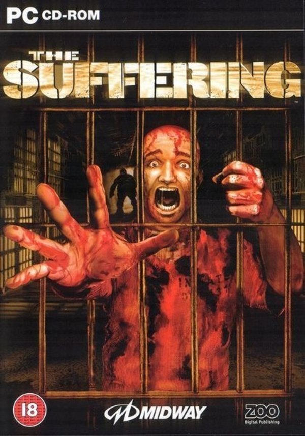 Cover zu The Suffering