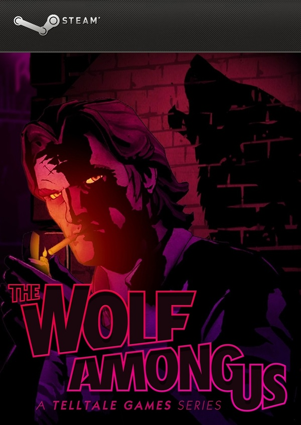 Cover zu The Wolf Among Us - Episode 4
