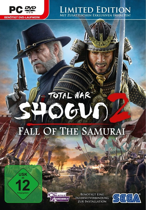 Cover zu Total War: Shogun 2 - Fall of the Samurai