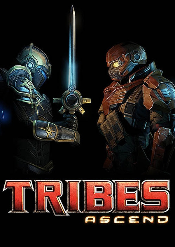 Cover zu Tribes: Ascend