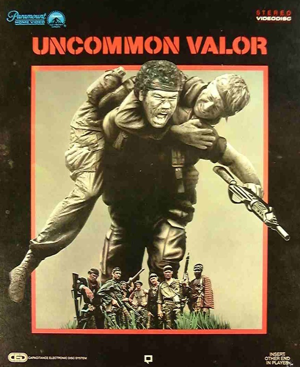 Cover zu Uncommon Valour: Campaign for the South Pacific