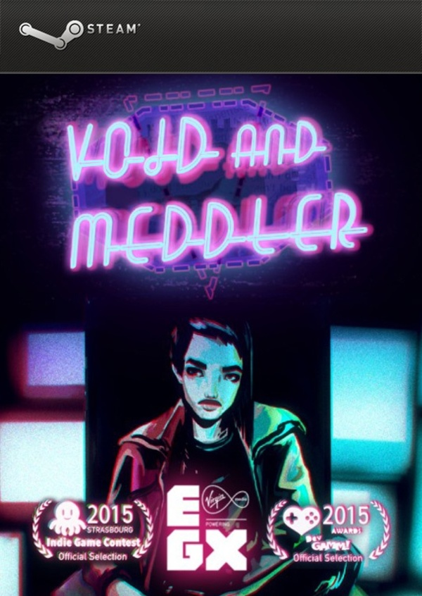 Cover zu Void & Meddler