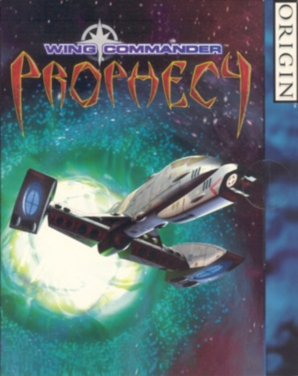 Cover zu Wing Commander: Prophecy