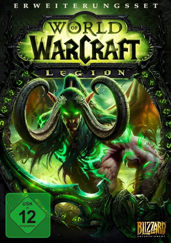 Cover zu World of Warcraft: Legion
