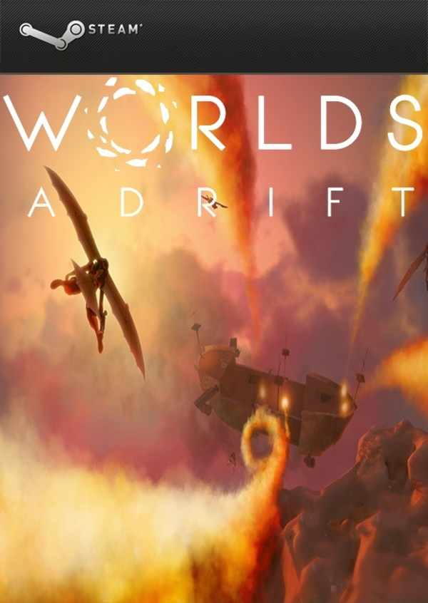 Cover zu Worlds Adrift
