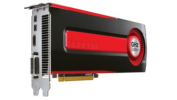 Bilder zu AMD Radeon HD 7970 GHz Edition - Bilder