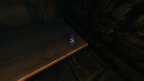 Screenshot zu Amnesia: The Dark Descent - Justine-Kampagne