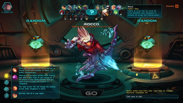 Screenshot zu Awesomenauts - Screenshots