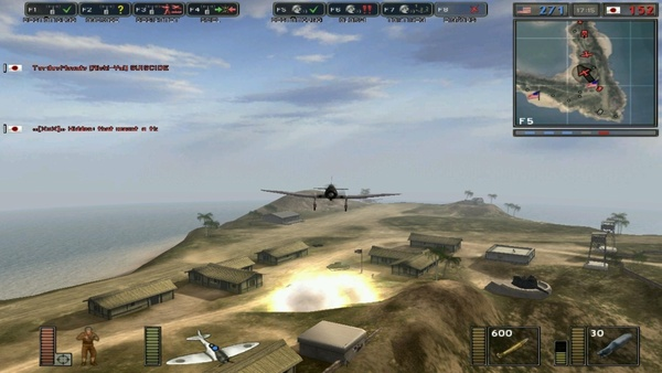 Screenshot zu Battlefield 1942 - Screenshots