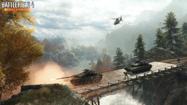 Screenshot zu Battlefield 4 - Screenshots zur Legacy Operations