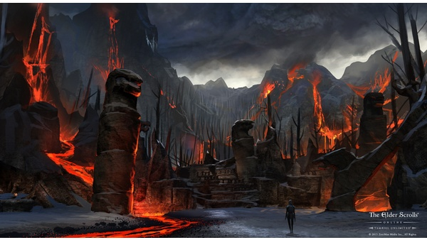 Screenshot zu The Elder Scrolls Online - Artworks & Konzeptzeichnungen