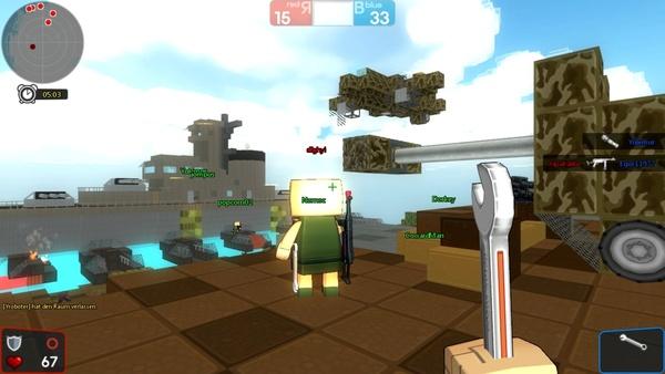 Screenshot zu Brick-Force - Screenshots