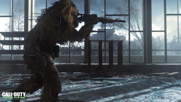 Screenshot zu Call of Duty 4: Modern Warfare Remastered - Screenshots der HD-Neuauflage