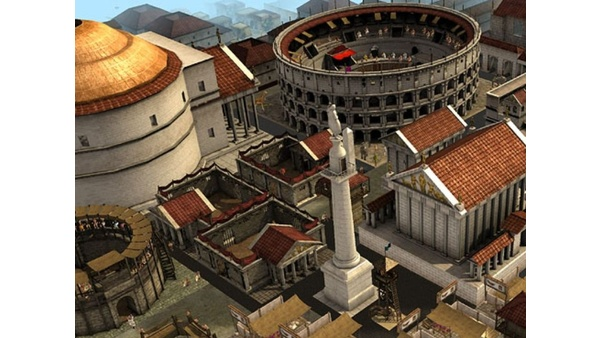 Screenshot zu CivCity: Rome - Screenshots