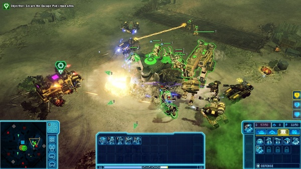 Screenshot zu Command & Conquer 4: Tiberian Twilight - Screenshots
