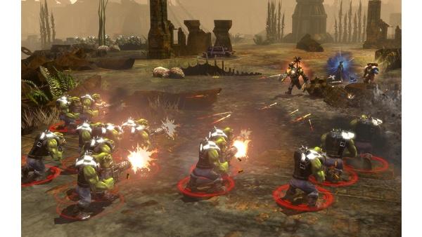 Screenshot zu Dawn of War 2 - Screenshots