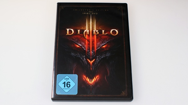 Screenshot zu Diablo 3 - Die Collector's Edition ausgepackt