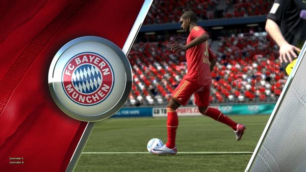 Screenshot zu FIFA 12 - Screenshots