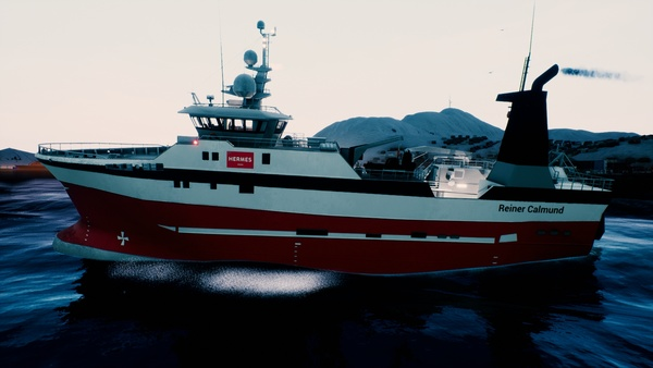 Screenshot zu Fishing: Barents Sea - Screenshots