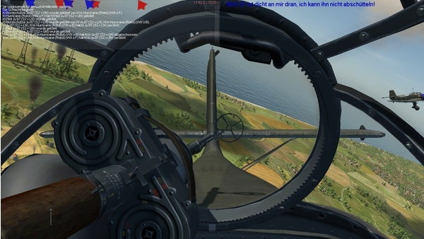 Screenshot zu IL-2 Sturmovik: Cliffs of Dover - Screenshots
