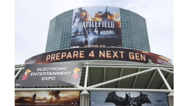 Bild der Galerie E3 2013 - Messe-Impressionen - Bilder aus den Hallen und den Pressekonferenzen