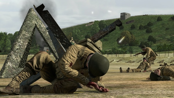 Screenshot zu Iron Front: Liberation 1944 - Screenshots zum DLC »D-Day«