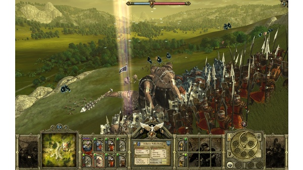 Screenshot zu King Arthur - Screenshots