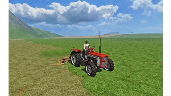 Screenshot zu Landwirtschafts-Simulator 2011: Klassiker der Landwirtschaft - Screenshots