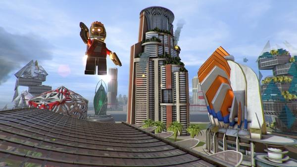 Screenshot zu LEGO Marvel Super Heroes 2 - Screenshots