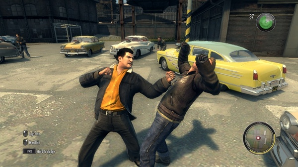 Screenshot zu Mafia 2 - DLC: Joe's Adventures