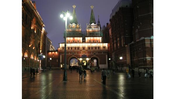 Bild der Galerie Markus in Moskau - Bilder vom Russland-Trip 2004