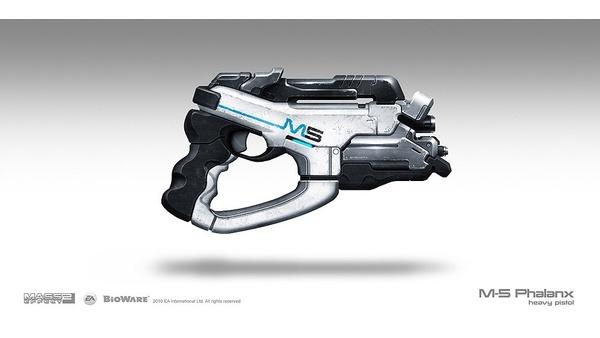 Screenshot zu Mass Effect 2 - Artworks und Konzeptzeichnungen