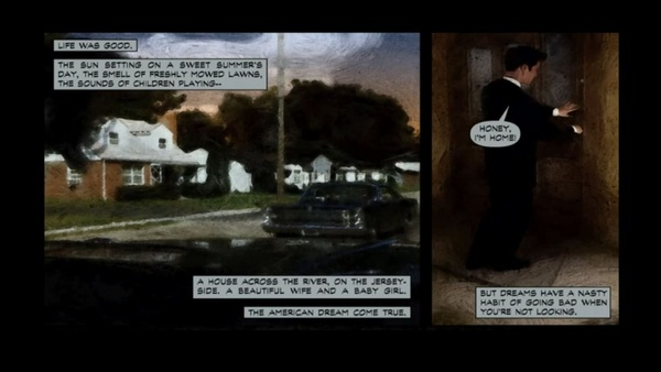 Screenshot zu Max Payne - Die Story: Alle Graphic-Novel-Seiten