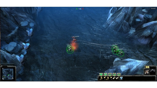 Screenshot zu Mech Tactics - Screenshots